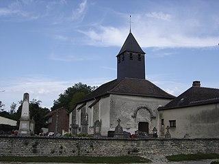 Juvanzé Commune in Grand Est, France