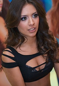 Jynx Maze at AVN Adult Entertainment Expo 2012 1.jpg