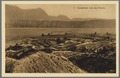 KITLV - 33439 - Kurkdjian, N.V. Photografisch Atelier - Soerabaja - Lava flow from the volcano Bromo in East Java - circa 1920.tif