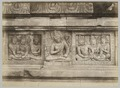 KITLV 12230 - Kassian Céphas - Reliefs on the terrace of the Shiva temple of Prambanan near Yogyakarta - 1889-1890.tif