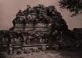 KITLV 155211 - Kassian Céphas - East side of the Brahma Temple of Prambanan near Yogyakarta - 1889-1890.tif