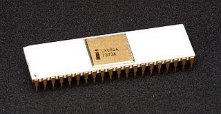 Intel 8080 8-bit microprocessor