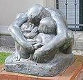 Kaethe Kollwitz - Mutter mit Zwillingen-2.jpg