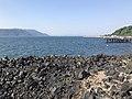 Kagoshima Bay from Sakurajima Lava Beach Park 1.jpg