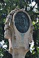 Kaiser-Franz-Joseph-Brunnen Eggenburg - relief of young Franz Joseph I.jpg