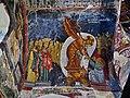 Kakopetria Kirche Agios Nikolaos tis Stegis Innen Gewölbe 07.jpg