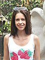 Kalki Koechlin at 'Margarita With A Straw' discussion (cropped).jpg