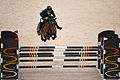 Kamal Bahamdan & Noblesse Des Tess - 2013 Longines Global Champions Tour.jpg