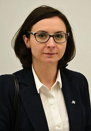 Kamila Gasiuk-Pihowicz - Image: Kamila Gasiuk Pihowicz Sejm 2016
