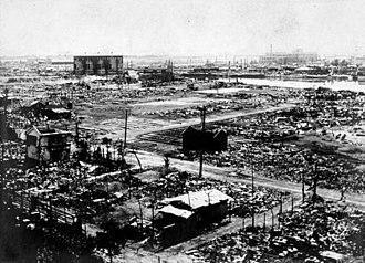関東大震災 画像wikipedia