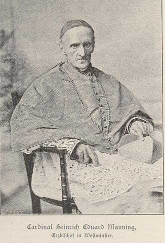 Ultramontanism - Cardinal Henry Edward Manning
