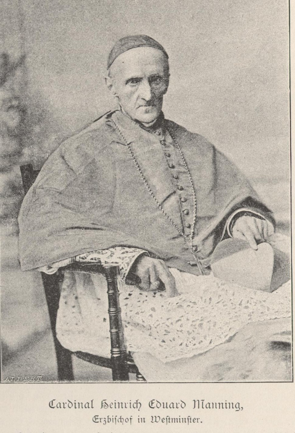 Kardinal Edward Manning JS