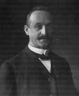 Karl Vollmöller (philologist) - Image: Karl vollmoeller