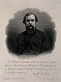 Karl Ernst Bock. Line engraving by L. Sichling. Wellcome V0000609.jpg