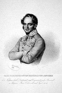 Friedrich Karl Gustav, Baron von Langenau