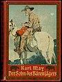 Karl May - Der Sohn des Bärenjägers, cover 1904.jpg