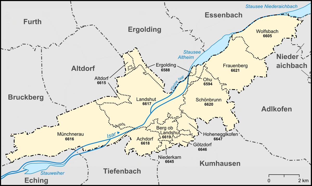 Niederkaltenkirchen Bayern