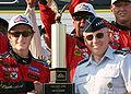 Kasey Kahne 2008 Pocono Trophy.jpg