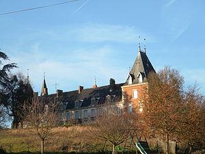 Auvillars-sur-Saône - The Castle