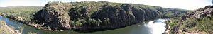 Nitmiluk National Park - Panorama of Katherine Gorge