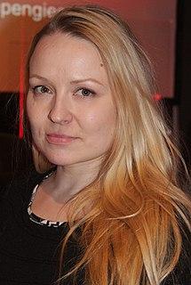 Katja Gauriloff Finnish-Skolt film director