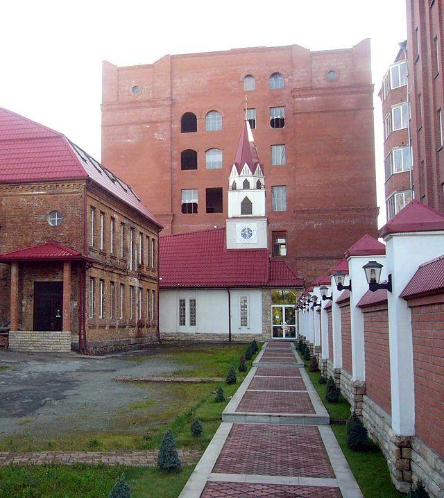 St. Anne's Church, Yekaterinburg