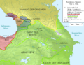 Kaukasus 750 map alt de.png