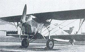 Kawasaki Ki-3 - Kawasaki Ki-3 (Army Type 93-1 single-engine Light bomber)