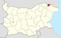 Kaynardzha Municipality Within Bulgaria.png