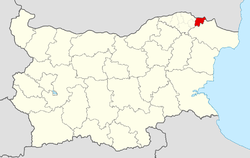 Kaynardzha Municipality Within Bulgaria.png