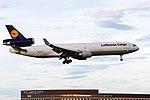 Ken H. GEC MD-11F on final for R-W16R. (7621340112).jpg