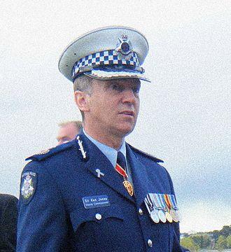 Ken Jones (police officer) - Image: Ken Jones