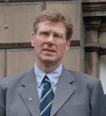 Cabinet Secretary for Justice Kenny MacAskill