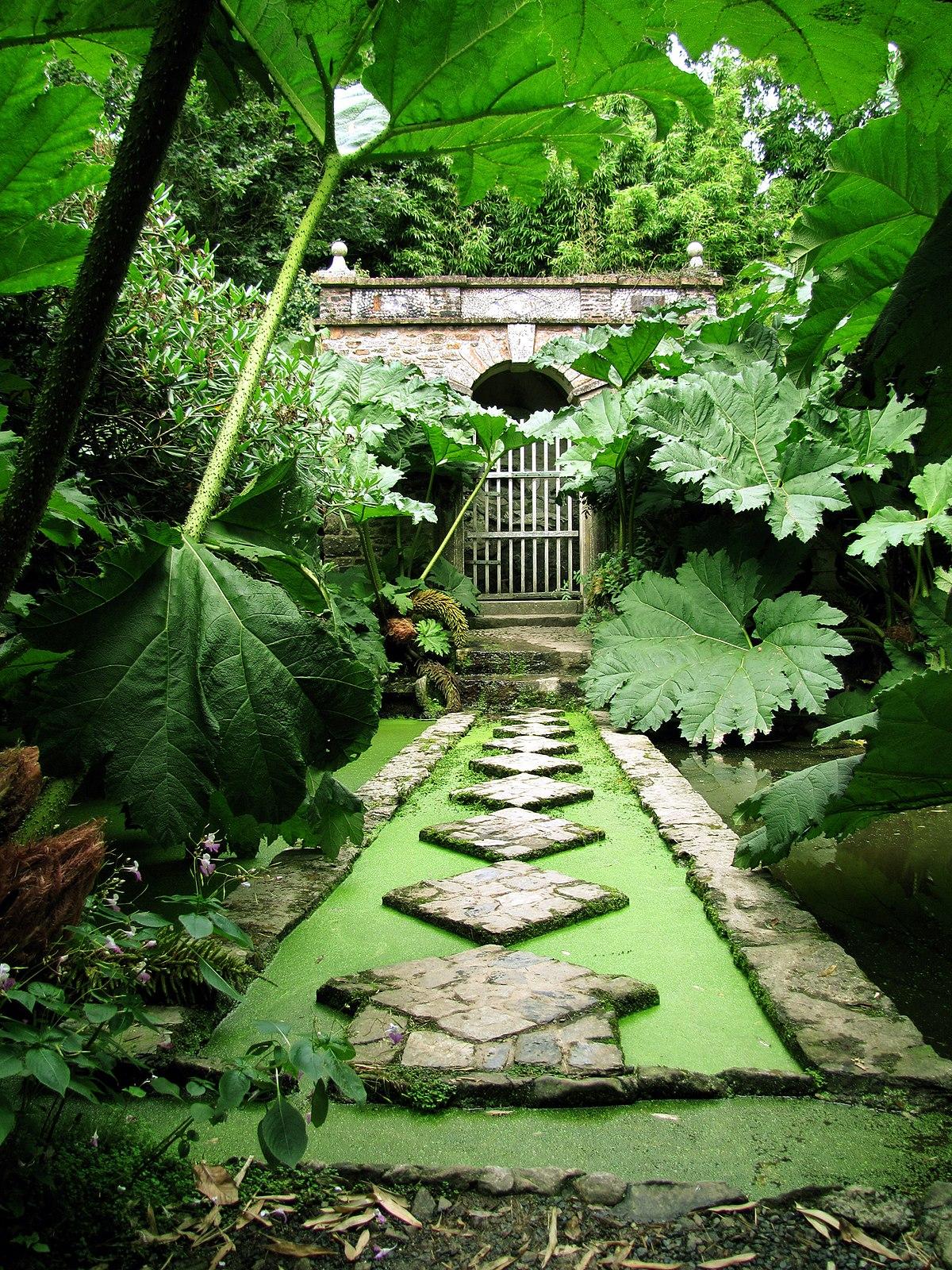 Jardins De Kerdalo Wikipedia