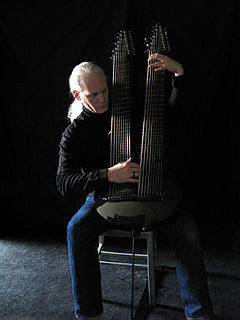 Kevin Kastning American musician