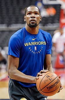 Kevin Durant (Wizards v. Warriors, 1-24-2019) (cropped).jpg