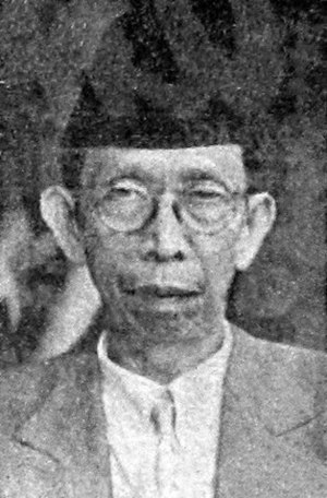 Ki Hajar Dewantara - Ki Hajar Dewantara in 1949