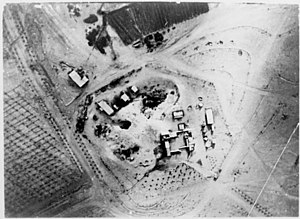 Revivim - Image: Kibbutz Revivim 1947