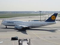 D-ABYM - B748 - Not Available