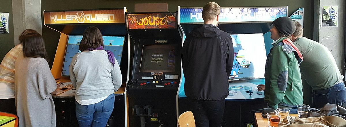 Killer Queen (video game) - Wikipedia