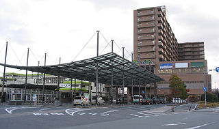 Hisai Station Railway station in Tsu, Mie Prefecture, Japan