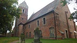 Klöden - Image: Kirche Klöden