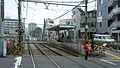 Kishibojinmae station TOKYO TRAM.jpg