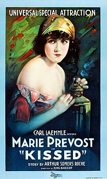 Kissed (1922 movie poster).jpg