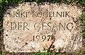 Klagenfurt Innere Stadt Landhauspark Kogelnikbrunnen Gedenktafel 18102017 1593.jpg