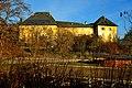 Klagenfurt Woelfnitz Hallegg Schloss Hallegg 14112009 71.jpg