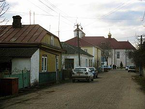 Kletsk - Orlovsky St.
