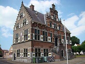 Klundert - Klundert city hall, built in 1621