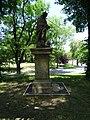 Kněževes (PZ), socha sv. Jana Nepomuckého (03).jpg
