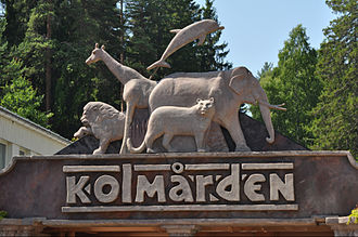 Kolmården Wildlife Park - Image: Kolmården Kolmårdens djurpark